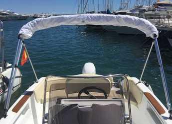 Rent a motorboat Marinello 16 in Marina Deportiva Alicante, Alicante