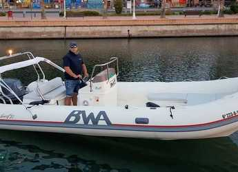 Rent a dinghy in Marina Deportiva Alicante - BWA Sport 20