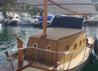 Chartern Sie motorboot Llaut vell Mari in Marina Bonaire, Alcúdia