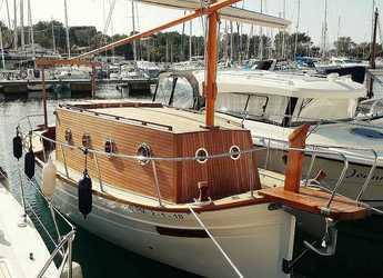 Chartern Sie motorboot in Marina Bonaire - Llaut vell Mari