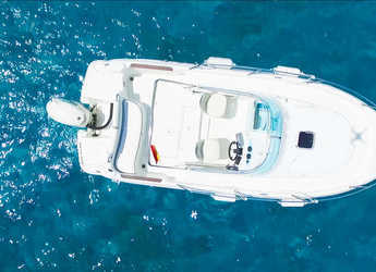 Rent a motorboat in Port of Can Picafort - GRAUNNER 650 WALKARROUND