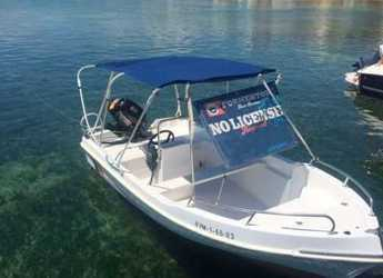 Rent a motorboat in Port of Pollensa - Hoby 4