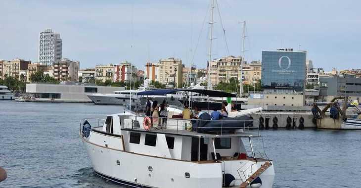 Rent a yacht in Club Nautic Costa Brava - Trawler 60