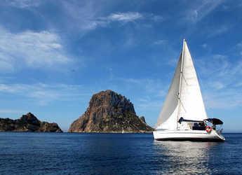 Chartern Sie segelboot in Platja de ses salines - Bavaria 46 Cruiser