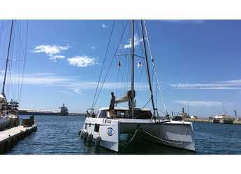 Rent a catamaran in El Arenal - Nautitech Open 40