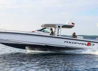 Alquilar yate en Port d´Alcudia/Port de Alcudiamar Marina - Axopar 37 TT