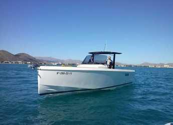 Chartern Sie yacht in Port d´Alcudia/Port de Alcudiamar Marina - Fjord 36 Open
