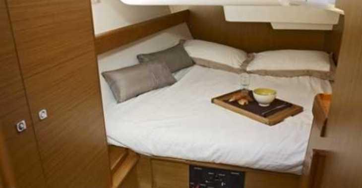 Alquilar velero Sun Odyssey 42i en Le port de la Trinité-sur-Mer, La Trinité sur Mer