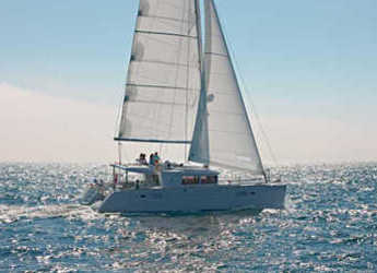 Alquilar catamarán en Scrub Island - Lagoon 450