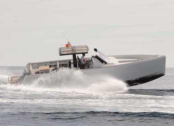 Chartern Sie yacht in Marina Ibiza - Fjord F40