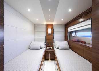 Rent a yacht Sunseeker 68 sport  in Puerto Banús, Marbella