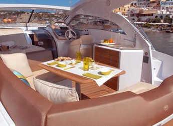 Rent a yacht Sessa Marine C 35 in Puerto Banús, Marbella