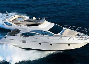 Rent a yacht in Puerto Banús - Azimut 43 Fly