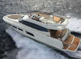 Rent a yacht in Estepona - Prestige 500 Fly