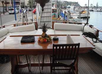 Rent a schooner Goleta Turca in Puerto deportivo de Marbella, Marbella