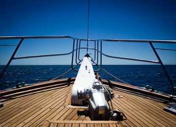 Alquilar goleta Goleta Turca en Puerto deportivo de Marbella, Marbella