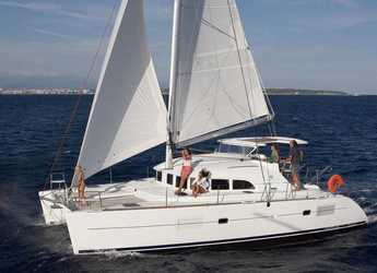 Rent a catamaran in Marbella - Lagoon 38