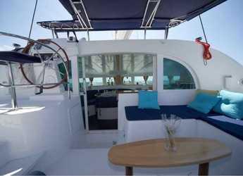 Rent a catamaran Lagoon 38 in Puerto deportivo de Marbella, Marbella