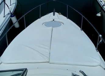 Alquilar lancha Monterey 262 Cruiser en Puerto Banús, Marbella