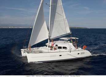 Rent a catamaran in Estepona - Lagoon 380 (plus)