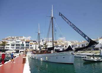 Alquilar goleta Goleta Escocesa en Puerto Banús, Marbella