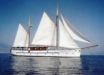 Rent a schooner in Puerto Banús - Goleta Escocesa