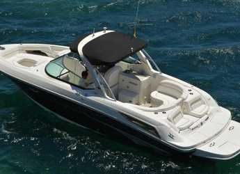 Chartern Sie motorboot in Marina Botafoch - Sea Ray 300 SLX