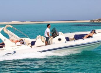 Rent a dinghy in Marina Ibiza - Marlin 31