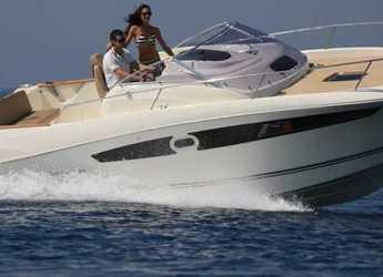 Chartern Sie motorboot in Marina Porto Cristo - Jeanneau Cap Camarat 8.5 WA