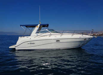 Rent a motorboat in Puerto del Candado - Rinker 310 Fiesta Vee