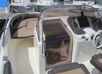 Chartern Sie motorboot Galia 570 in Puerto del Candado, Málaga