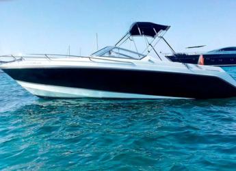 Alquilar lancha en Marina Ibiza - Wellcraft 8