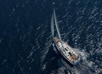 Chartern Sie segelboot Bavaria 50  in Pltja de ses salines, Ibiza (stadt)