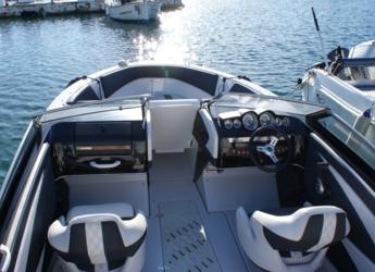 Chartern Sie motorboot Glastron GT 225 in Marina Botafoch, Ibiza (stadt)