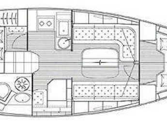 Alquilar velero Bavaria 33 Cruiser en Marina di Portisco, Portisco