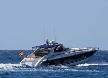 Rent a yacht in Port Olimpic de Barcelona - Sunseeker Camargue 52