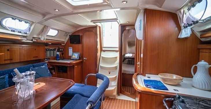 Rent a sailboat in Marina el Portet de Denia - Dufour Gibsea 43