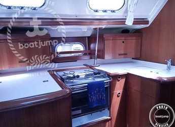 Alquilar velero Gibsea 43  en Marina el Portet de Denia, Denia