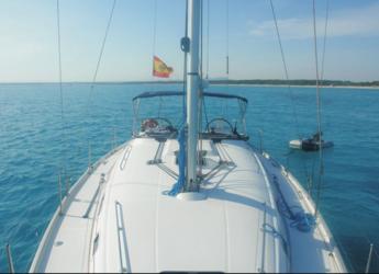 Alquilar velero Beneteau cyclades 39.3 en S'Estanyol, S'Estanyol
