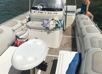 Rent a dinghy Valiant 750 in Port of Can Pastilla, Can pastilla