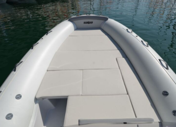 Rent a dinghy Salpa Solei 23 in Port of Can Pastilla, Can pastilla