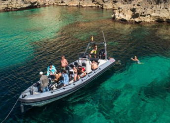 Rent a dinghy Speed Boat Tomahawk in Port of Can Pastilla, Can pastilla