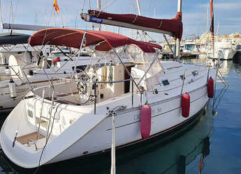 Rent a sailboat in Club Nàutic Estartit - Oceanis 311