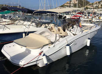Chartern Sie motorboot in Portocolom - Sessa Key Largo 24