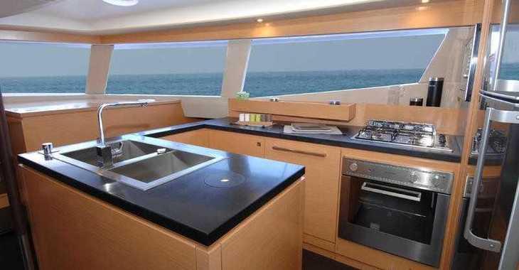 Rent a catamaran in Marina Le Marin - Sanya 57