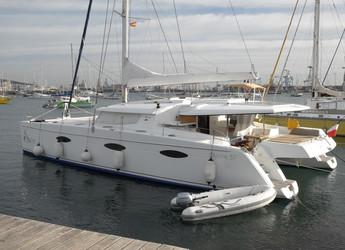 Alquilar catamarán Sanya 57 en Marina Le Marin, Le Marin