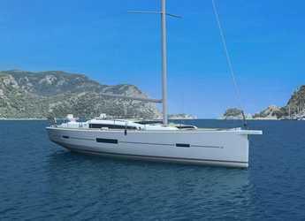 Alquilar velero en Baie Ste Anne - Dufour 520 GL