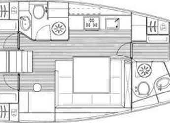 Alquilar velero Bavaria 43 Cruiser en Marina di Portisco, Portisco