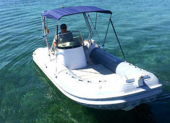 Rent a dinghy in Port of Pollensa - SACS SRL 500