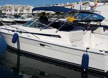 Rent a motorboat in Port of Pollensa - Riviera 3000 Offshore